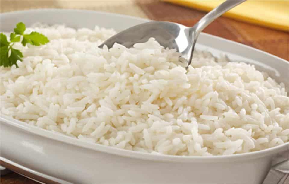 Ricetta Risotto In Bianco.Riso Bianco Ricette Brasiliane It