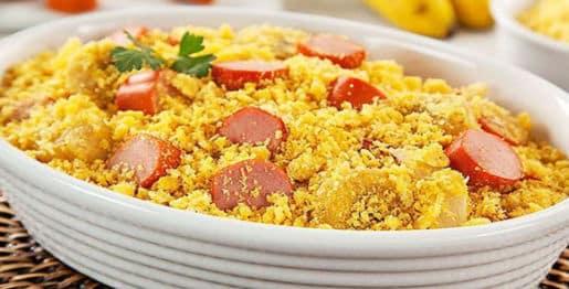 farofa con patate carote prezzemolo ricetta