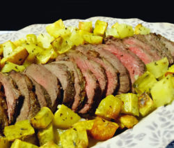 picanha al burro ricetta