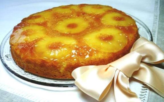 Torta di Ananas Ricetta