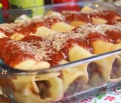 Pancake con Carne Macinata
