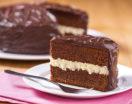 Torta al Cioccolato con Cocco ( Bolo Prestigio )