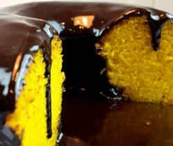 torta al mais glassa ciocolato 1