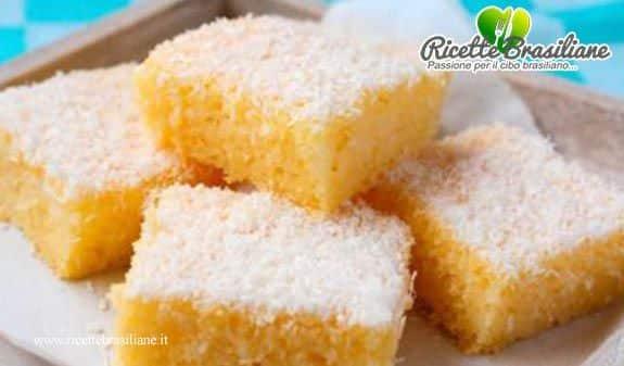 Ricetta Torta al Cocco Brasiliano