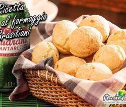 Ricetta Panini al formaggio brasiliano Pao de queijo