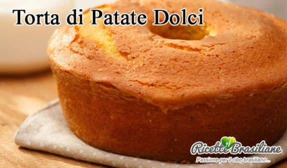 Torta di patate dolci. I suoi benefici nutrizionali si stanno diffondendo e il suo uso è assunto come pilastro di una buona alimentazione. Prova la ricetta.
