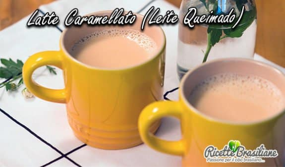Latte Caramellato Leite Queinte