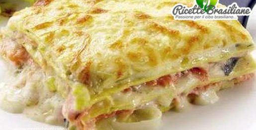 Lasagna al Pollo