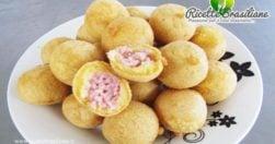 Crocchette di Manioca Ripiena