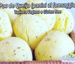 pao de queijo vegano gluten free tapioca