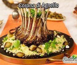 Corona di Agnello pasqua