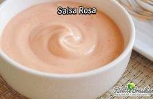 La Salsa Rosa, nota anche come Salsa Cocktail